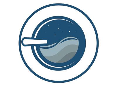 Laundromat Logo by Matt McBride on Dribbble.