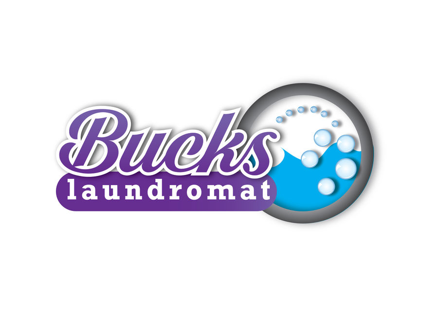 Entry #158 by daniyalhussain96 for Laundromat Logo.