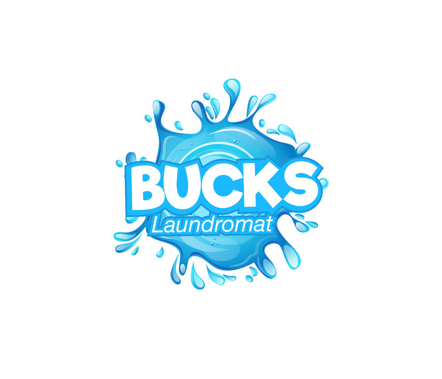 Entry #156 by RiyadHossain137 for Laundromat Logo.