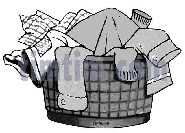 Similiar Laundry Basket Coloring Page Keywords.