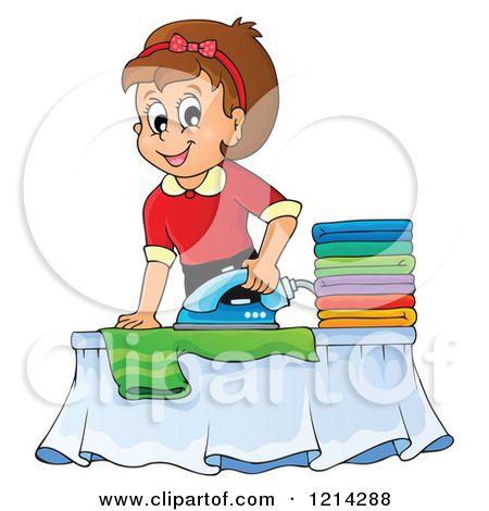 laundry clip art #2