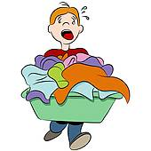 Free laundry clipart 2 » Clipart Station.
