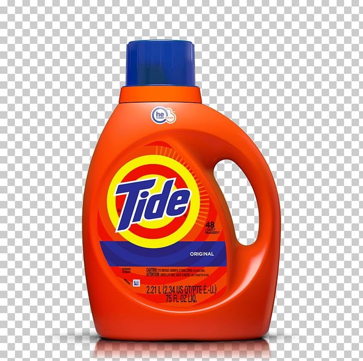 Tide Laundry Detergent Liquid PNG, Clipart, Bleach, Cartoon.