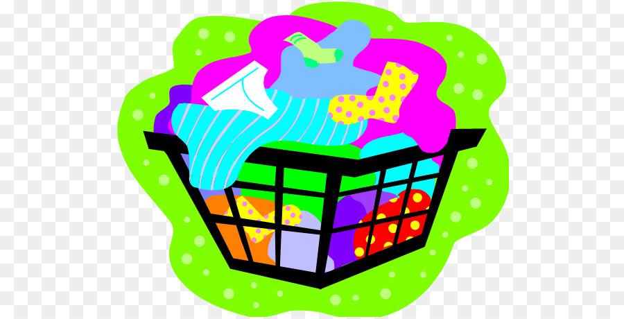 Laundry Hamper Clothing Clip art.