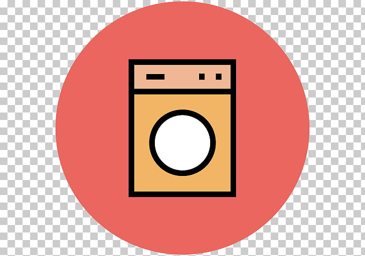 Washing machine Laundry Icon, Hotel material PNG clipart.