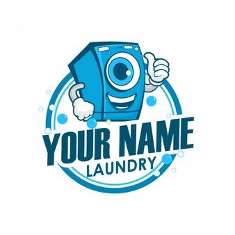 Laundry Logo Vectors, Photos and PSD files.