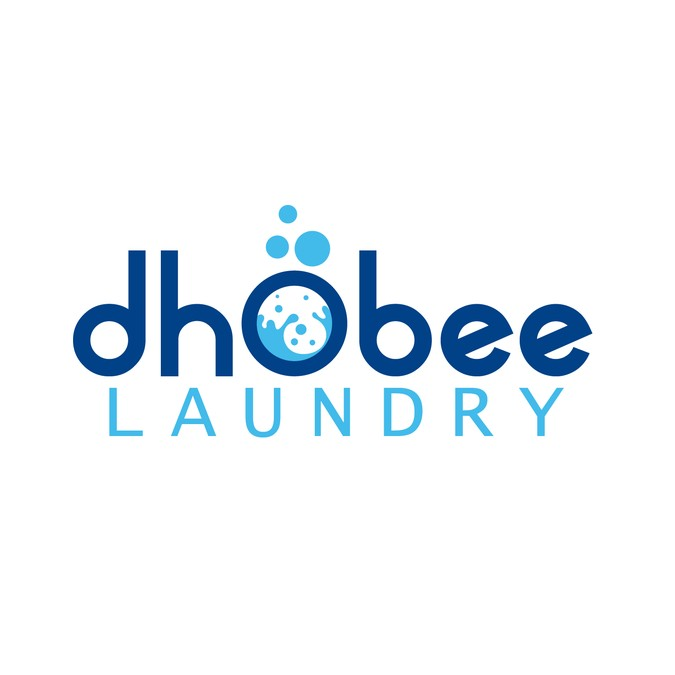 Design a laundry logo with possible Indian flair!.