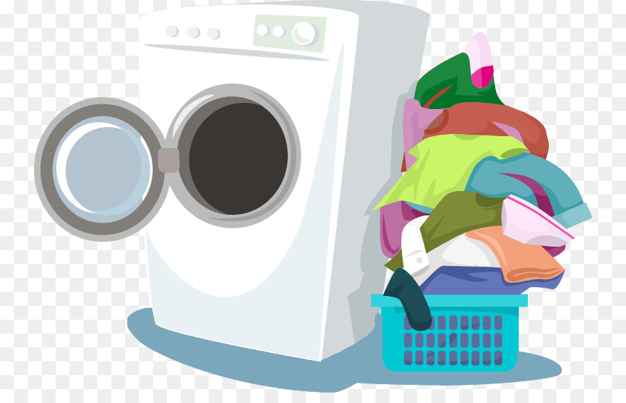 Laundry Technology png download.