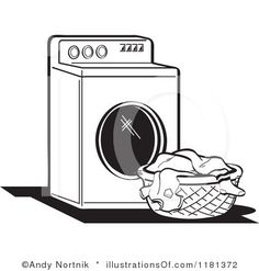 Free Laundry Clipart.