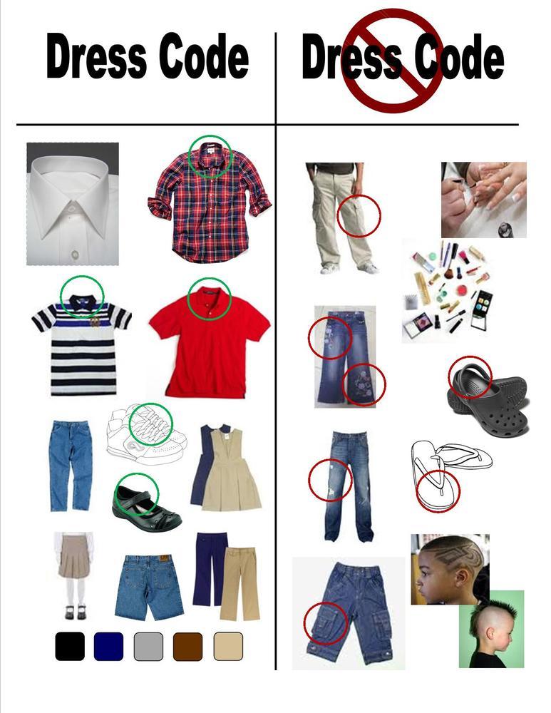 Dress Code.