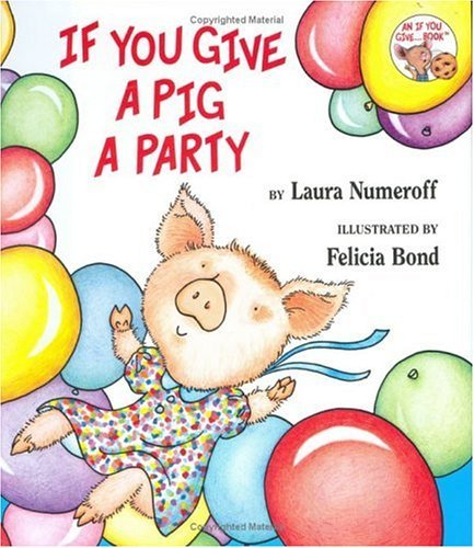 Author of the Month Laura Numeroff.