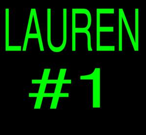 Lauren 1 Clip Art at Clker.com.