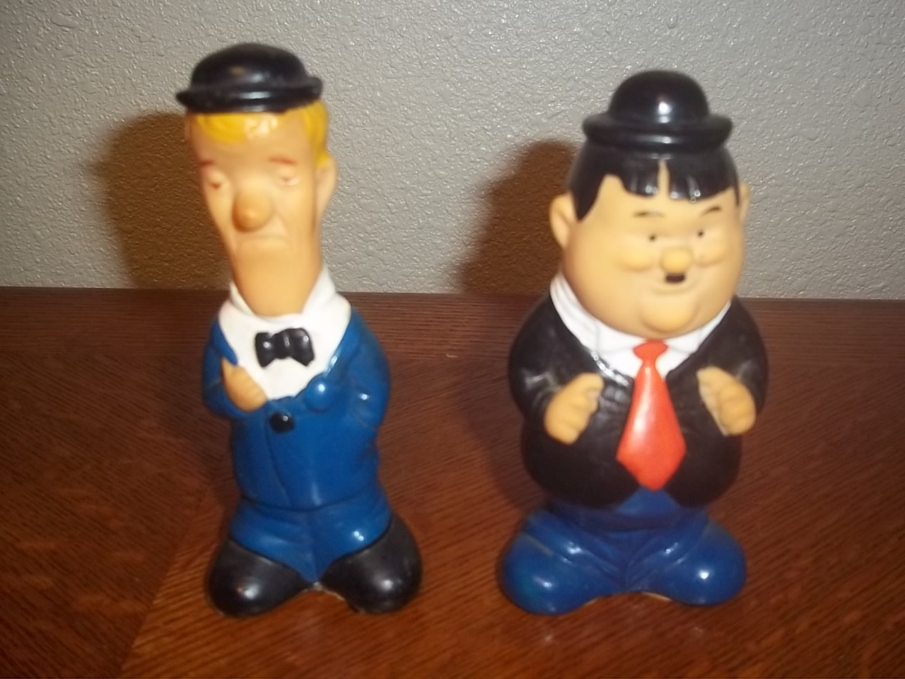 Vintage Laurel and Hardy Wind.