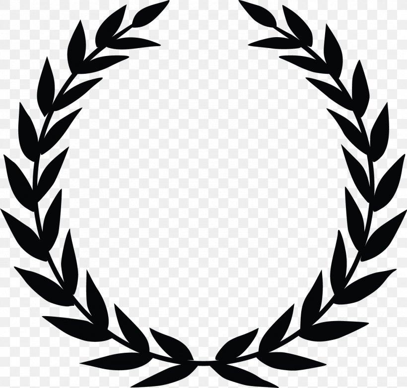 Laurel Wreath Olive Wreath Bay Laurel Clip Art, PNG.