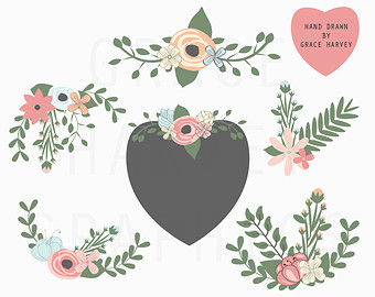 flower wreath png.