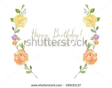 Laurel Flower Stock Images, Royalty.