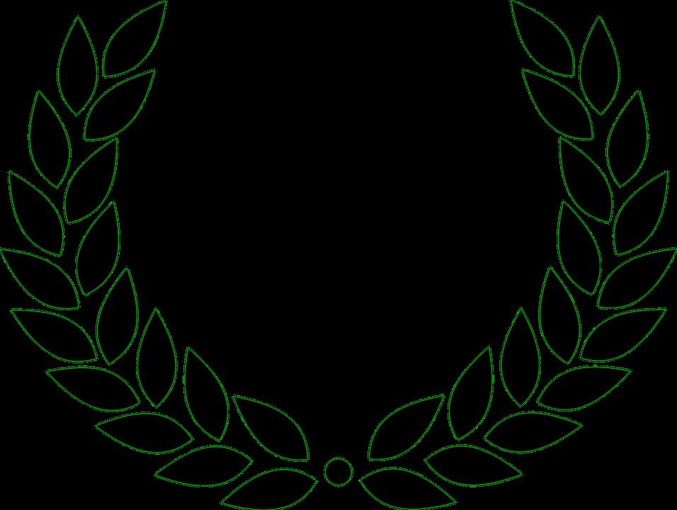 Laurel wreath Vector graphics Bay laurel Clip art.