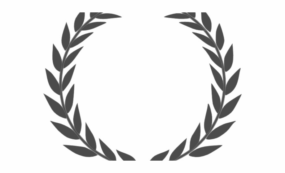 Curve Clipart Leaf Crown.
