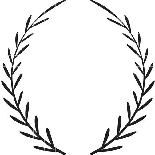 Free Wreath Clip Art Black And White, Download Free Clip Art.