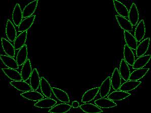Laurel Wreath Clip Art at Clker.com.