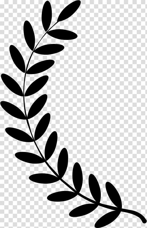 Black leaf art, Laurel wreath Bay Laurel , laurel.