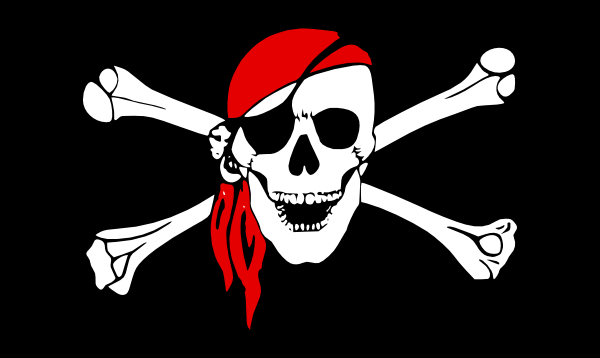 Free Pirate Clipart.