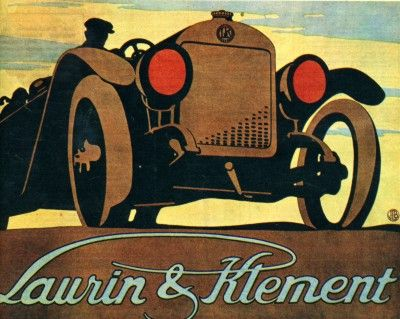 1000+ images about Laurin & Klement on Pinterest.