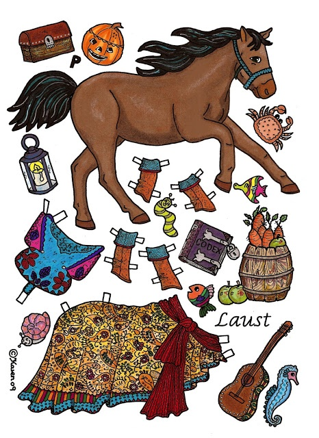 1000+ images about Animal Paper Dolls on Pinterest.