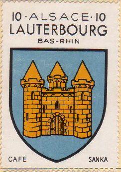 Lauterbourg.