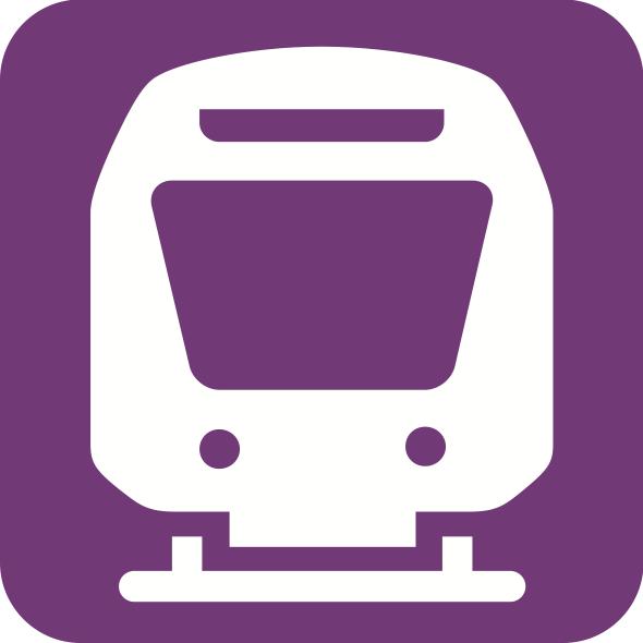 Helsinki commuter rail.