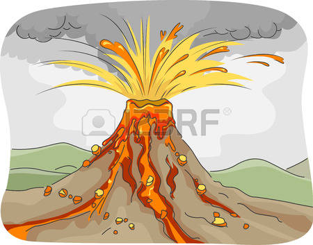 441 Volcanic Ash Stock Vector Illustration And Royalty Free.