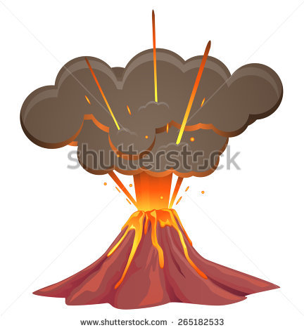 Lava Flow Stock Vectors, Images & Vector Art.