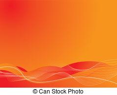 Lava Flow Clipart.