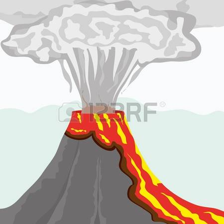 592 Lava Flow Stock Vector Illustration And Royalty Free Lava Flow.