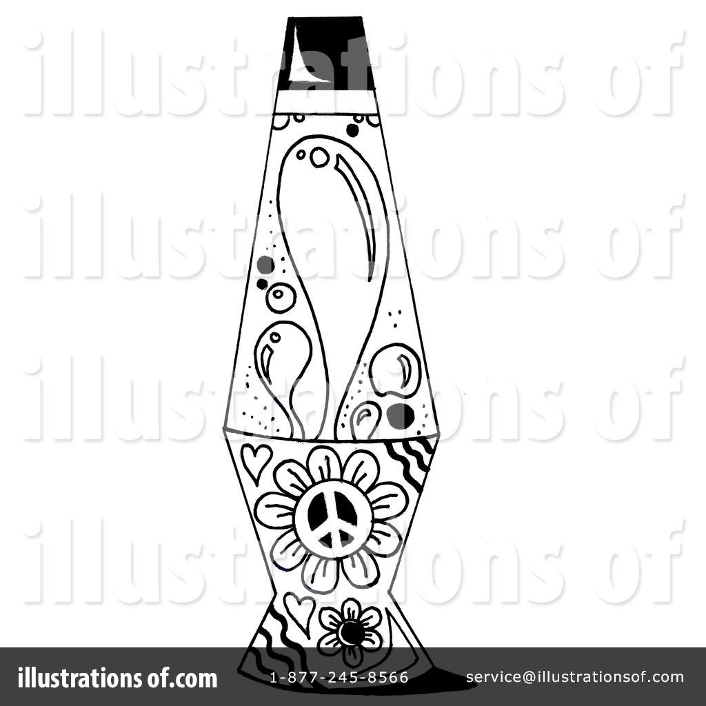 Lava Lamp Clipart #1158439.