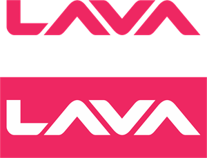 Lava Logo Vectors Free Download.