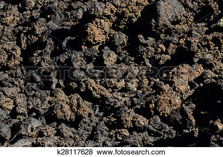 Pictures of Old Lava Stones k28117628.