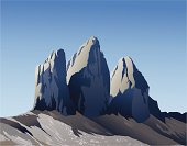 Tre Cime Di Lavaredo Clip Art, Vector Images & Illustrations.