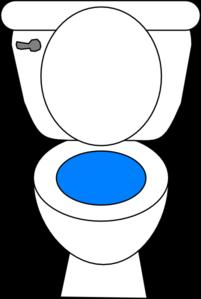 Toilet Seat Clipart.