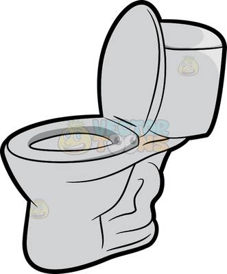 lavatory Cartoon Clipart.