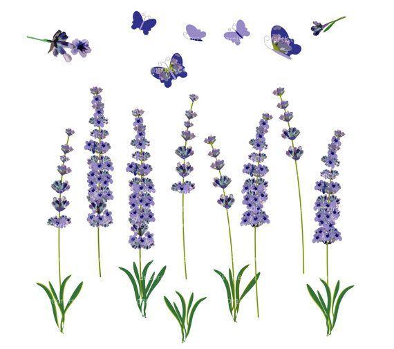 Best Lavender Clipart #24250.