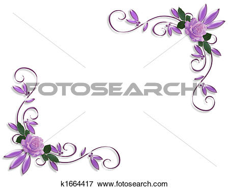 Clipart of Seamless Polka Dots Pastel Lavender k9021584.