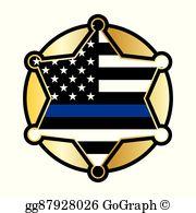 Law Enforcement Clip Art.