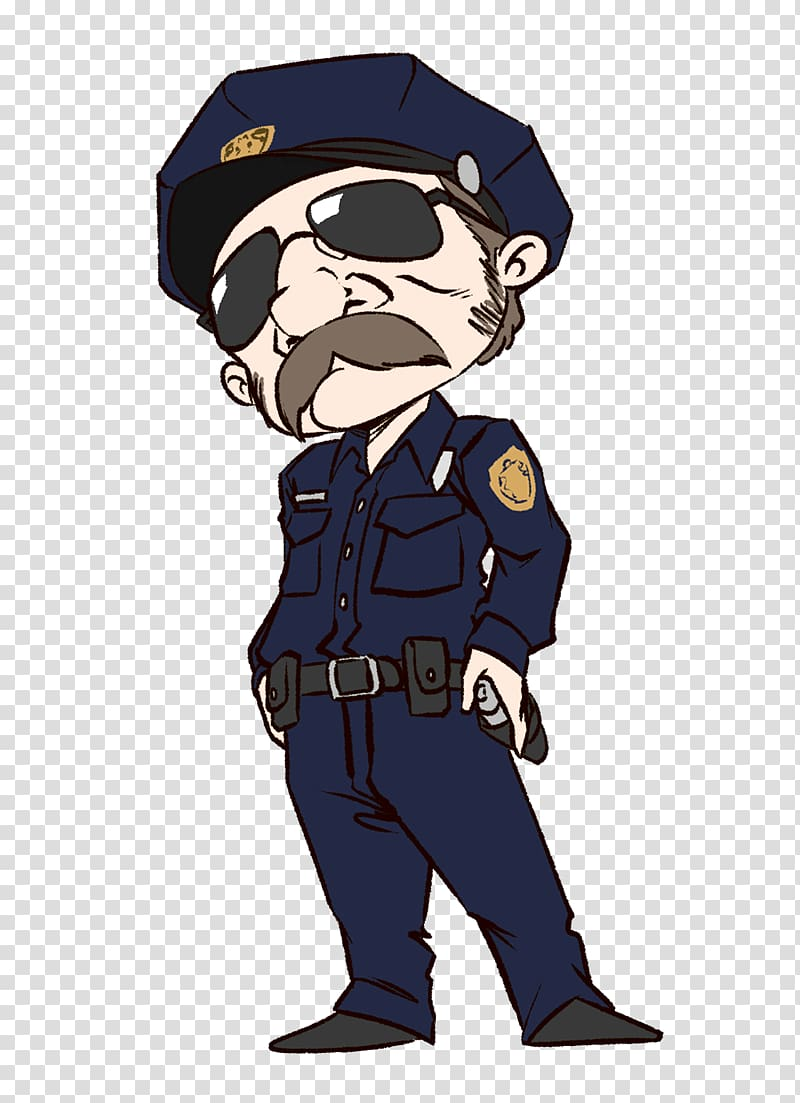 Uniform Police officer Police community support officer.