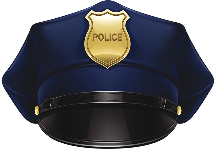 Law enforcement job clipart.