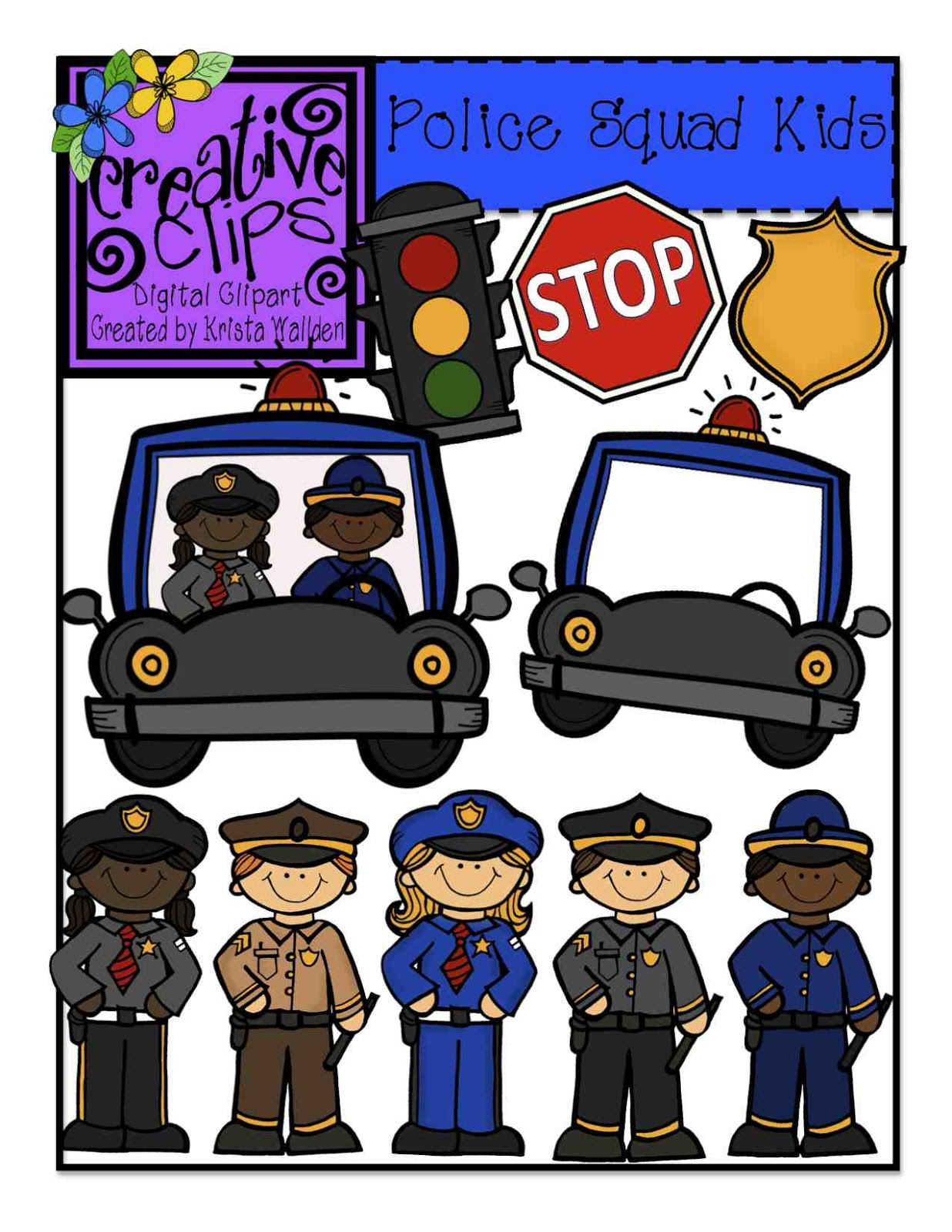 Police Clip Art Pictures.
