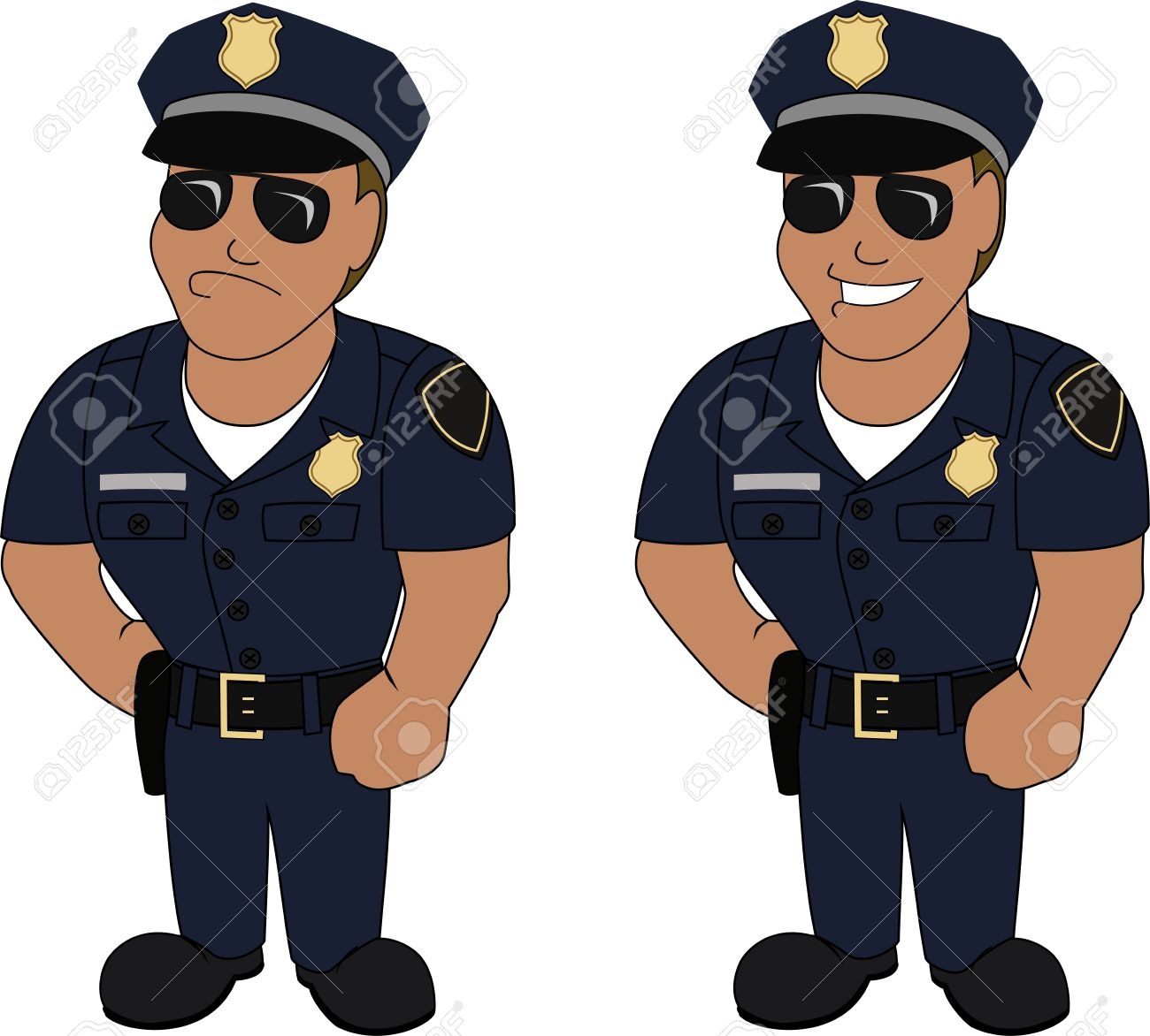 Police clipart free 3 » Clipart Station.
