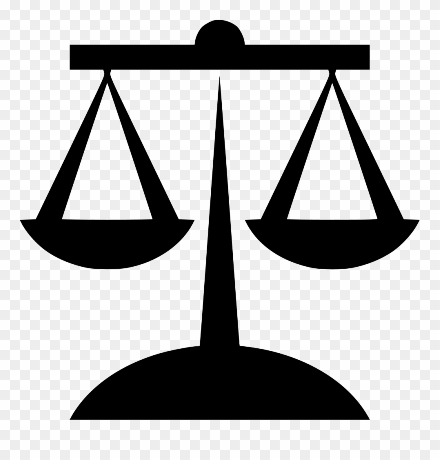 Law Transparent Justice Vector Transparent Library.