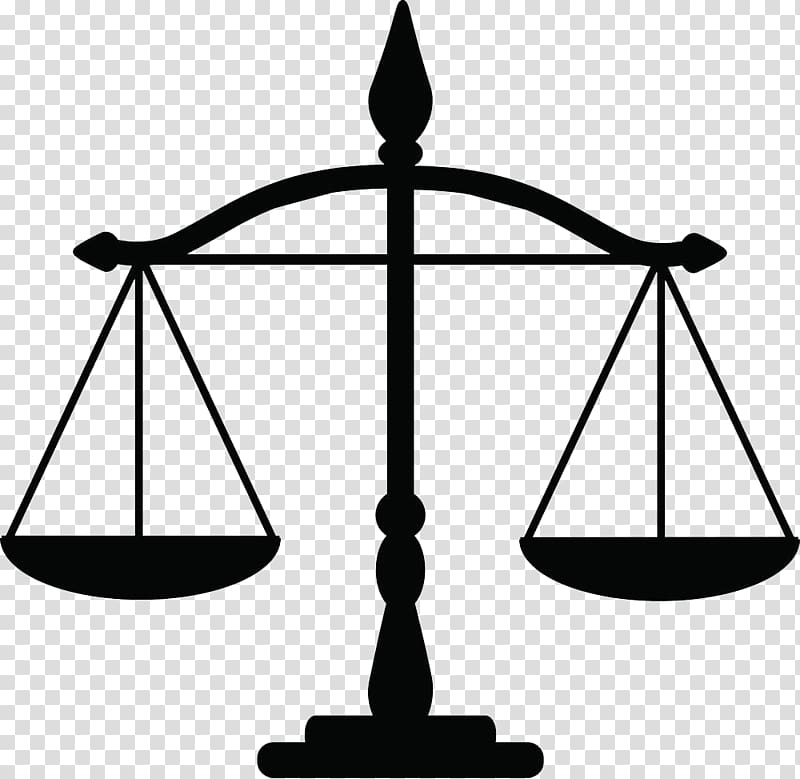 Black balance scale, Justice Weighing scale Law , Black flat.