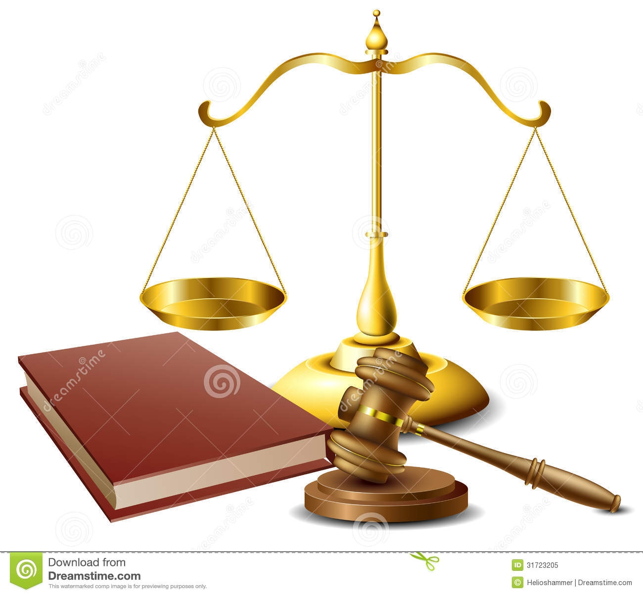Legal Scales Clipart#1965514.